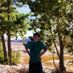Big Washoe Lake Team TLC 10.11.15 #7
