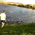 Ducks Following Thomas 10.16.15 #3