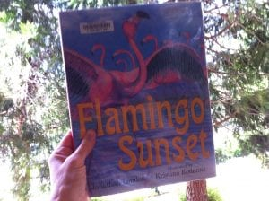 Flamingo Sunset Book 2017