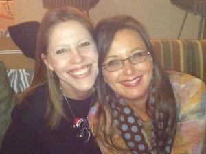 Kimberly and Camilla 2011