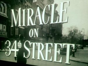 Miracle on 34th Street Movie 2017