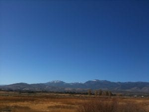 Mt. Rose Damonte Ranch View 11.6.12