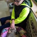 Volunteering at Humane Society 11.3.17 #4