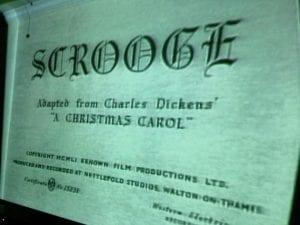 Scrooge Movie 12.23.17