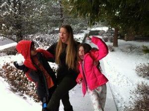 Team TLC in Snow 12.24.15 #1