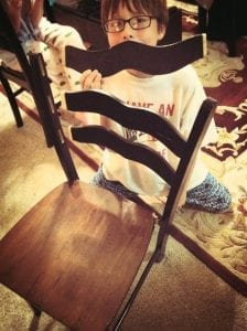 Thomas with broken chair mustache a question 11.7.15
