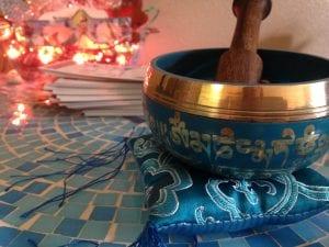 Tibetan Singing Bowl #1
