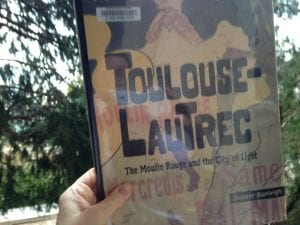Toulouse-Lautrec Book 2017