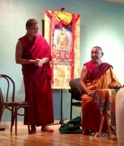 Gaden Shartse Monks Single Point Meditation 1.21.18