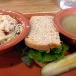 Greatful Gardens Lunch with Carolyn 12.22.17 #3