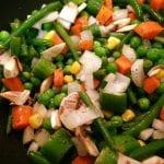Stir Fry Veggies 1.14.18 #1
