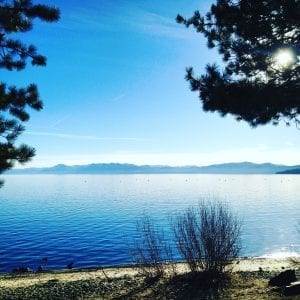 Beautiful Lake Tahoe Kings Beach Date Day with Thomas 2018