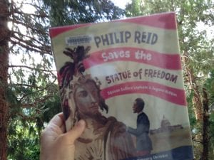 Philip Reid Saves the Statue of Freedom 2016