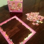 Sparkly Puzzle with Lillian 1.29.18 #1