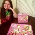 Sparkly Puzzle with Lillian 1.29.18 #2