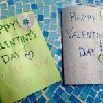 Thomas and Lillian Valentine Cards 2.14.18 #6