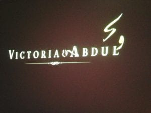 Victoria and Abdul Movie 2.3.18
