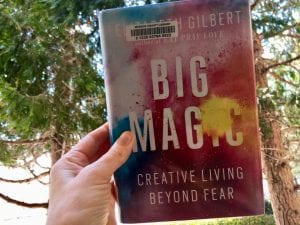 Big Magic Book March 2018