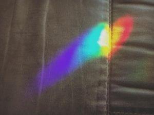 Rainbow Prism Heart 3.14.18