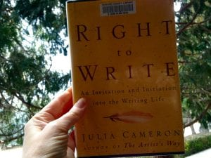 Right to Write Book 2018