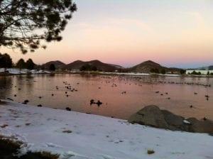 Solo Walk Vintage Lake 12.26.15