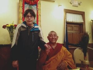 Gaden Shartse Monks Visit 1.20.18 #1