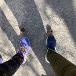 Lillian and Camilla Walk Vintage Lake 3.25.18 #1