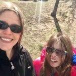 Lillian and Camilla Walk Vintage lake 3.25.18 #4