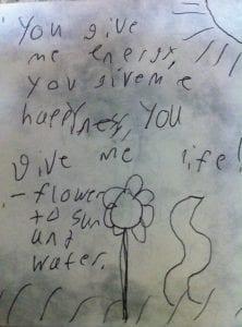Thomas Water Poem 2015