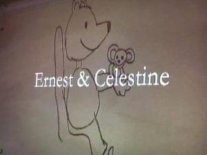 Ernest & Celestine Movie 5.19.18