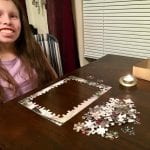 Puzzle Time with Lillian 5.10.18 #2