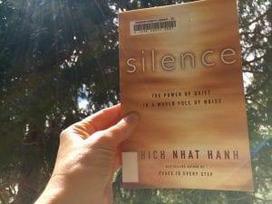 Silence Book 4.28.18