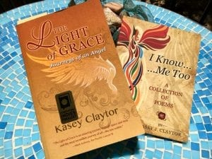 Kasey Claytor's Books Sent to Me 6.6.18
