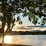 Sunset Walk Vintage Lake 5.28.18 #1