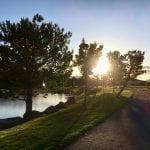 Sunset Walk Vintage Lake 5.28.18 #3