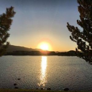 Sunshine Instagram Post Vintage Lake 6.5.18