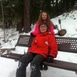 Team TLC in the Snow Galena Creek 12.30.15 #2