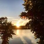 Sunset Walk Vintage Lake 6.20.18 #2