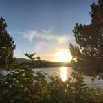 Sunset Walk Vintage Lake 6.22.18 #1