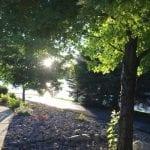 Sunset Walk Vintage Lake 6.22.18 #2