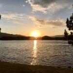 Sunset Walk with Thomas Vintage Lake 6.6.18 #1