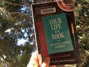 Your Life is a Book Book May 2018