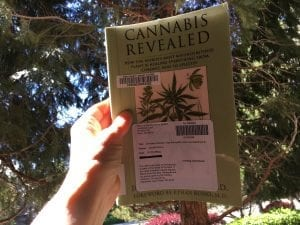 Cannabis Revealed Book May 2018