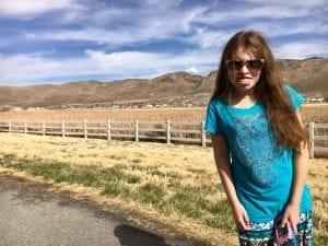 Lillian Rode the Escalator Post 7.6.18